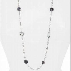 NWOT Kendra Scott Natalia Long Strand Necklace